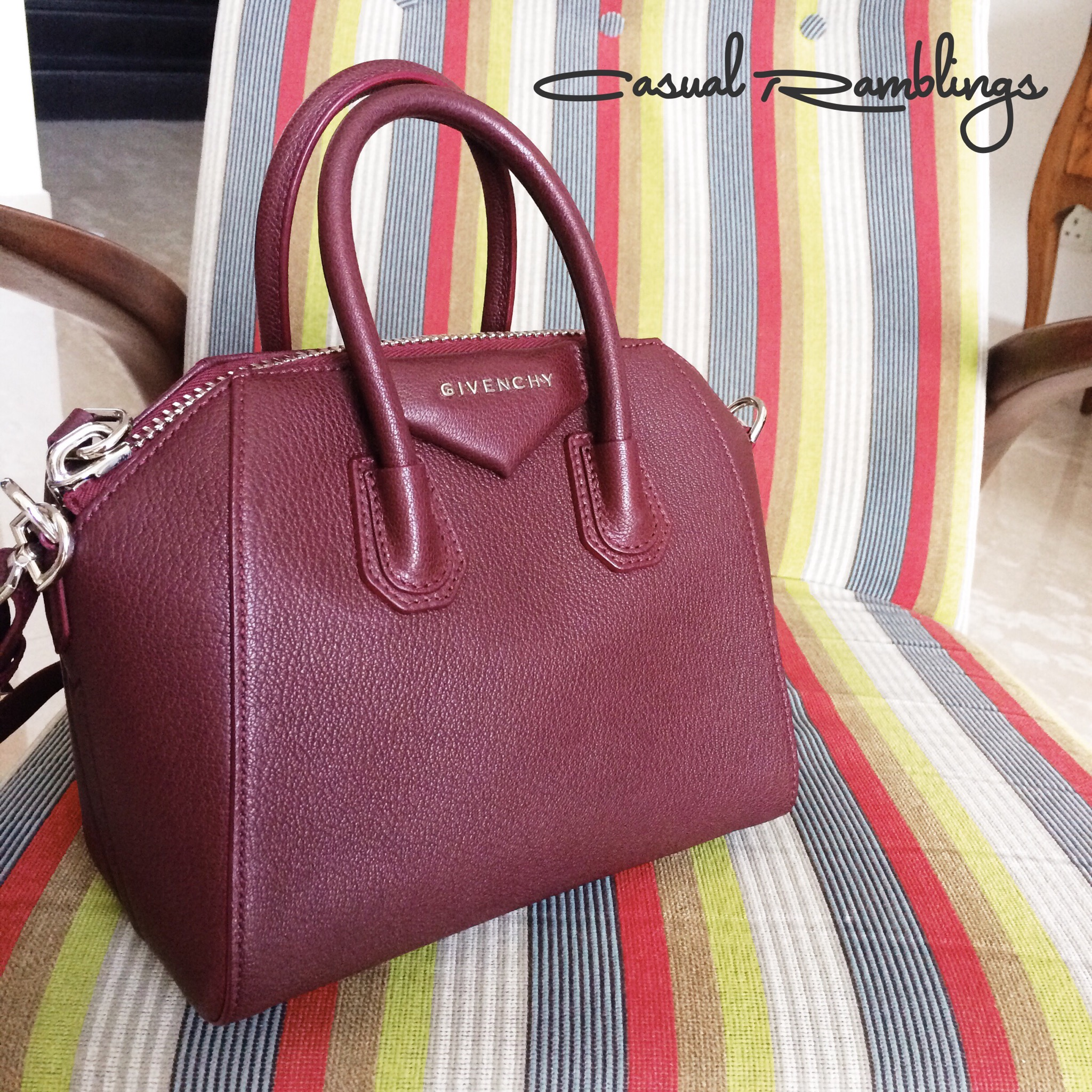 22637dc8a7 Bag Review: Givenchy Mini Antigona | casual ramblings