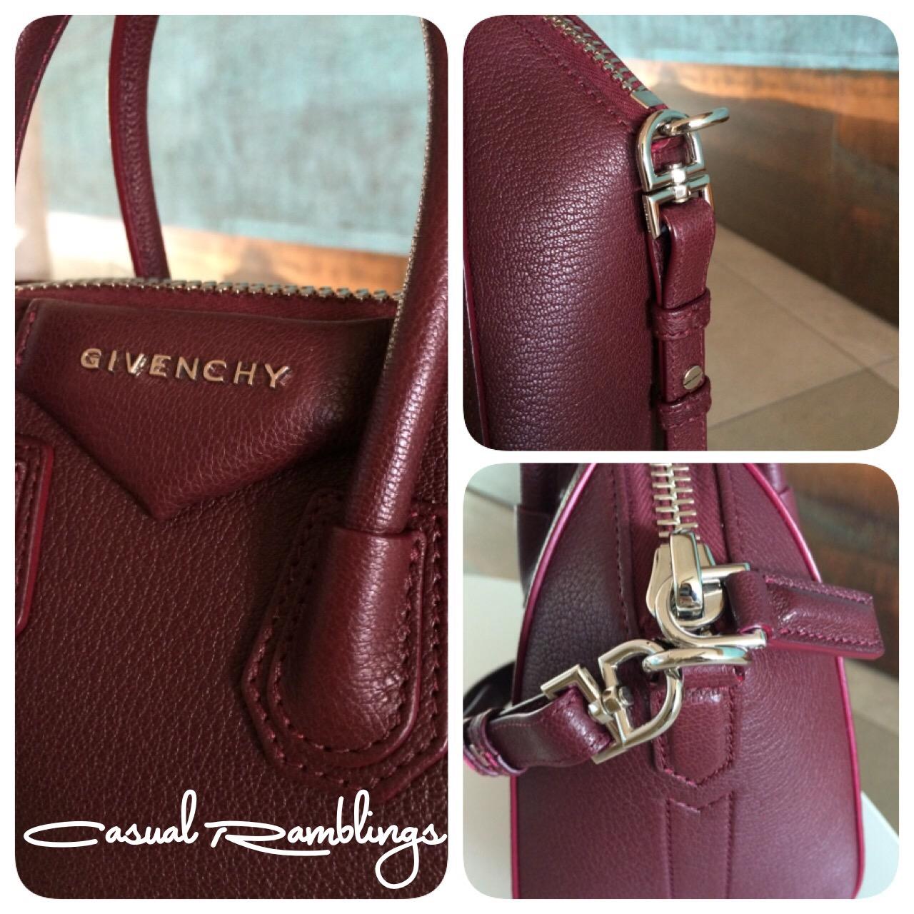 29821716beb5 Bag Review  Givenchy Mini Antigona
